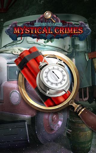 Hidden Objects Mystical Crimes