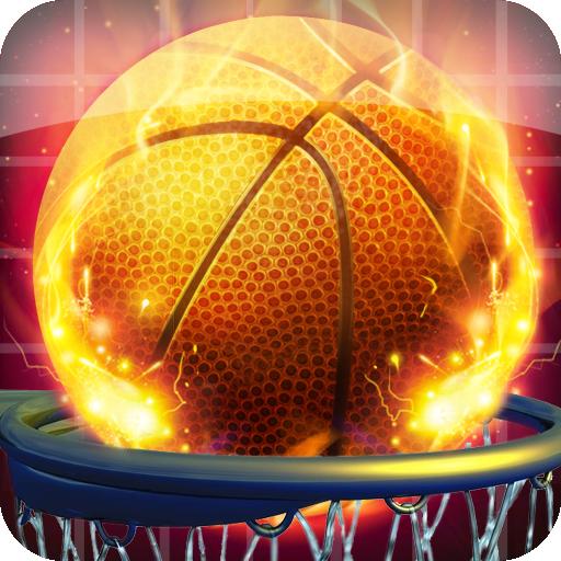 篮球大师 LOGO-APP點子