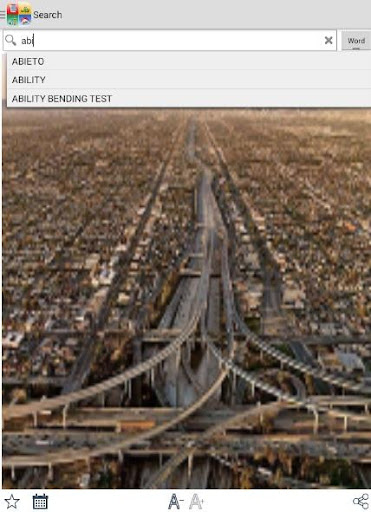 Civil Engineering Dictionary
