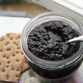 Berry Flaxseed Jam