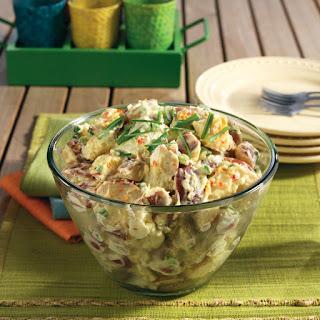 Creamy Red Potato Salad.