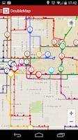 Screenshot of DoubleMap GPS