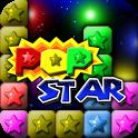 Pop stars icon