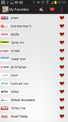 イスラエルの新聞とニュースのおすすめ画像4