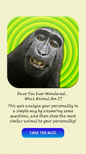 What Animal Are You Quiz