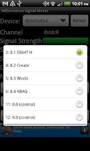 App Hdhomerun Signal Meter APK for Windows Phone | Android ...
