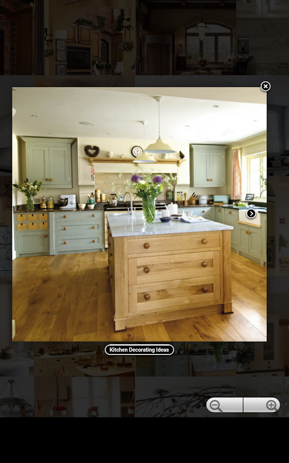 Kitchen design ideas android apps on google play for Kitchen ideas under 5000
