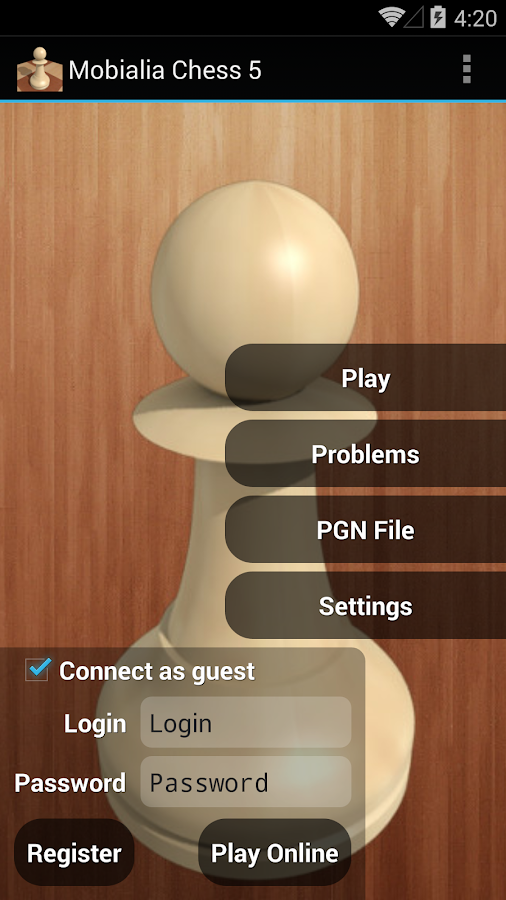 Mobialia Chess- screenshot