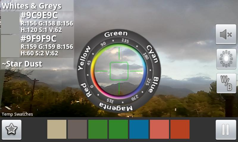 ColorCollector (Pro)- screenshot
