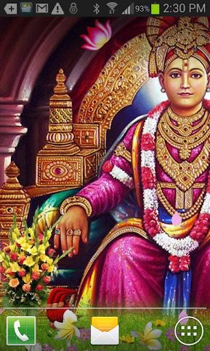 Swaminarayan HQ Live Wallpaper
