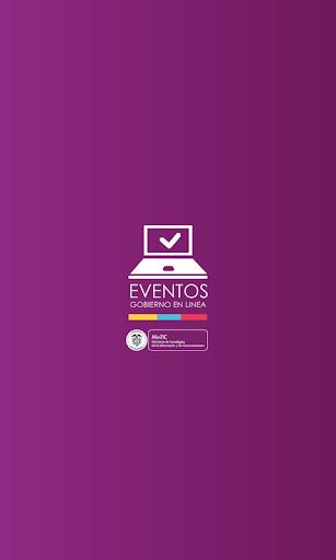 Eventos Gobierno en línea