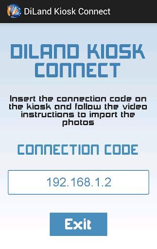 DiLand Kiosk Connect old