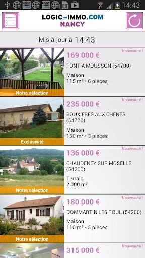 Logic-immo.com Meurthe Moselle