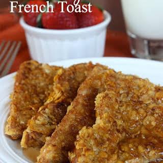 Crunchy French Toast.