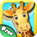Animal Puzzle Free Drag'n'Drop icon
