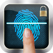 Fingerprint lockscreen PRO