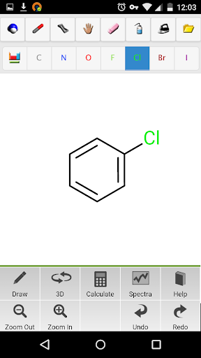ChemDoodle Mobile