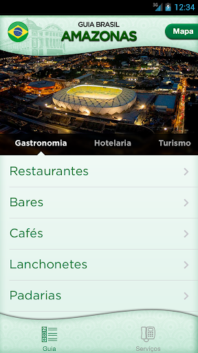 【免費旅遊App】Guia Amazonas-APP點子