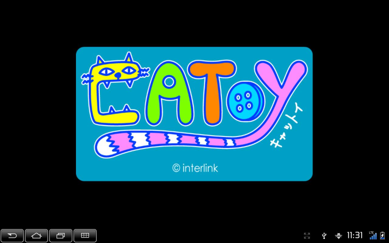 CAToy- screenshot