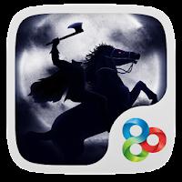 Knight GO LAUNCHER THEME v1.0