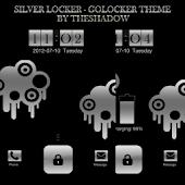 Silver Lock GoLocker Theme
