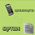 iAccelerometer Capture icon