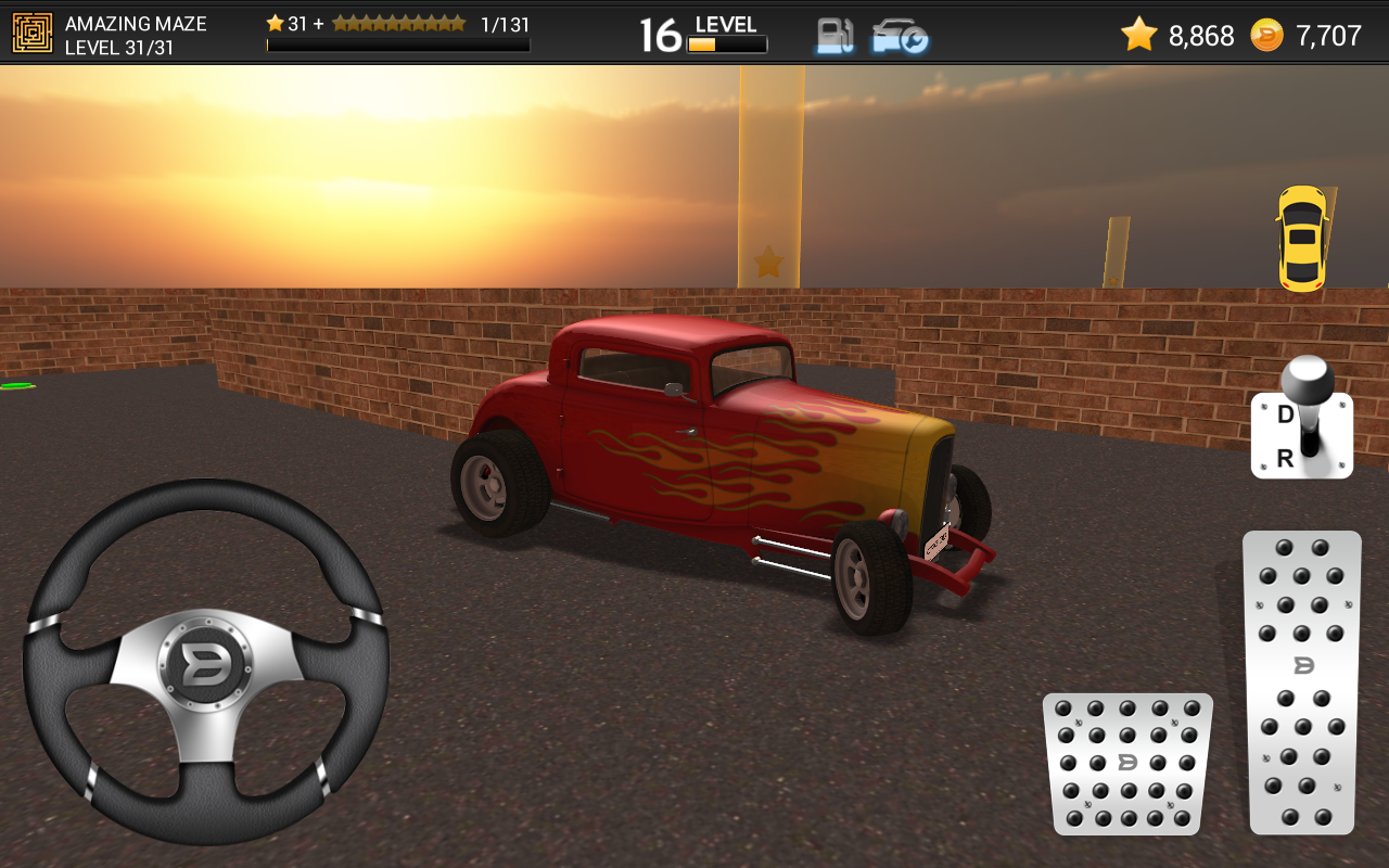 Car Parking Game 3D - screenshot