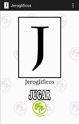 Jeroglificos - screenshot