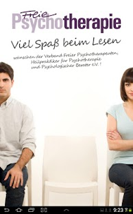 Freie Psychotherapie - screenshot thumbnail