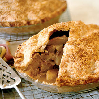 Spiced-Pear Pie