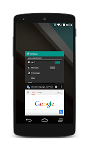 Android KitKat L-Touch Theme v1.1