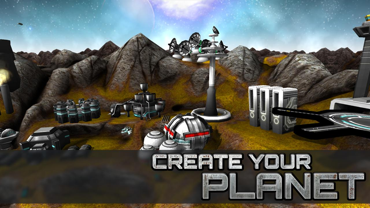 Colony Attack - screenshot