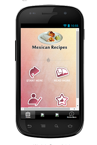 Mexican Recipes Guide