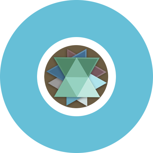 Flato Round アイコンパック 個人化 App LOGO-硬是要APP