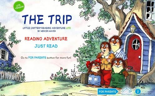 【免費書籍App】The Trip Little Critter Lite-APP點子