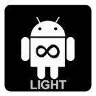 Black Infinitum Theme - Light icon