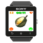 Eatables? for Sony SmartWatch icon