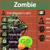 GO SMS Pro Zombie
