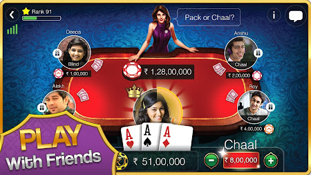Teen Patti Gold 1.5.2 screenshot 327985