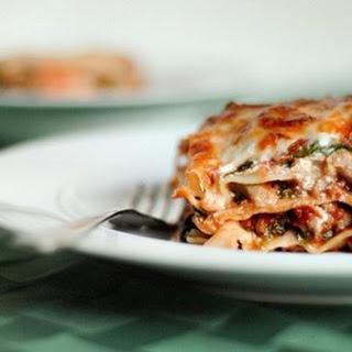 Hearty Lasagna Sauce (Crock Pot)