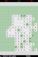 Screenshot of Chaos Minesweeper (free)
