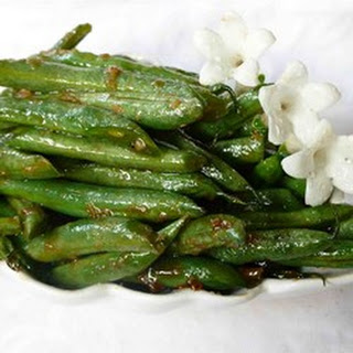 Oriental Green Bean Salad.