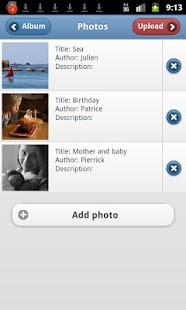 Piwigo- screenshot thumbnail