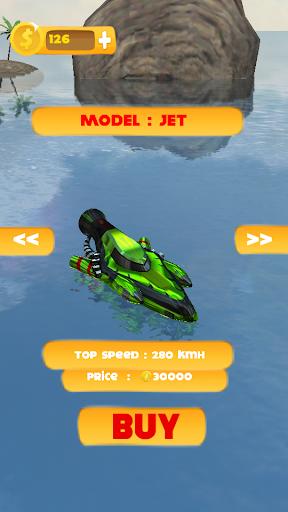 Jet Sprint Racing