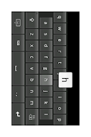 Screenshot of Remote Trackpad
