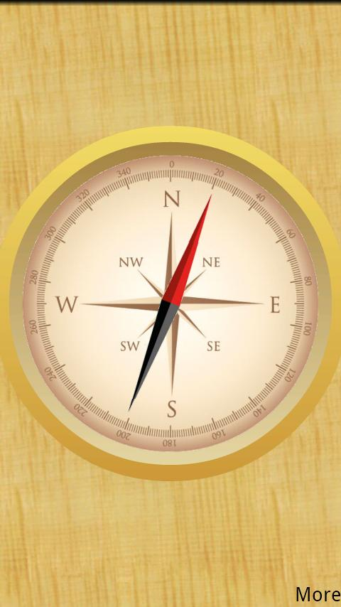 Compass Test - screenshot