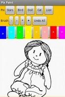 Screenshot of PixPaint