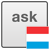 Luxembourgish for ASK