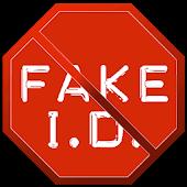 FakeID Scanner