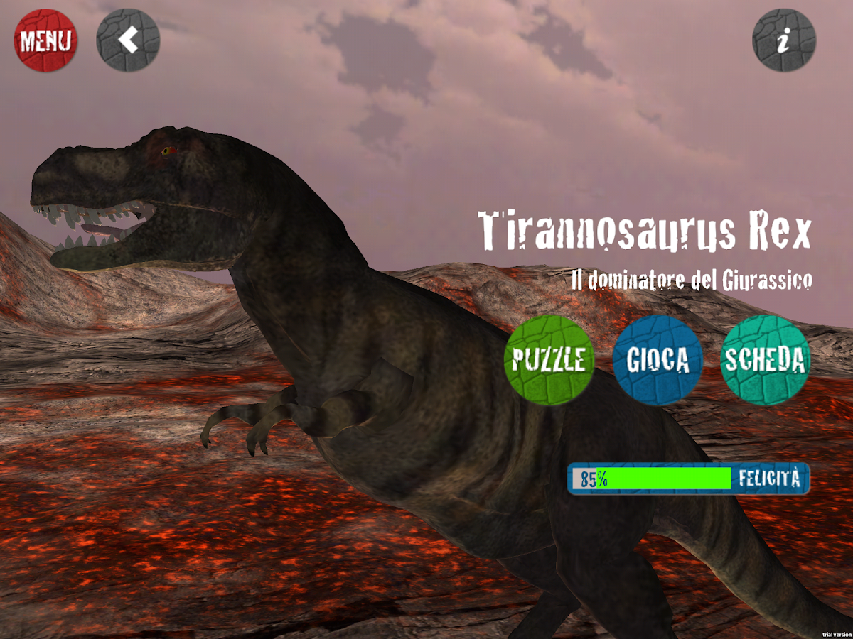 3Dino - screenshot